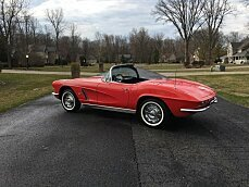 1962 Chevrolet Corvette for sale 100995228