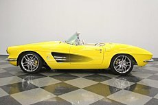 1962 Chevrolet Corvette for sale 101013253