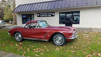 1962 Chevrolet Corvette for sale 101049127