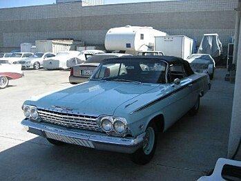 1962 Chevrolet Impala for sale 100741651
