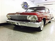 1962 Chevrolet Impala for sale 100840500