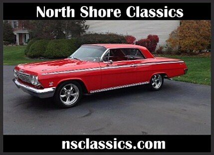 1962 Chevrolet Impala for sale 100840684