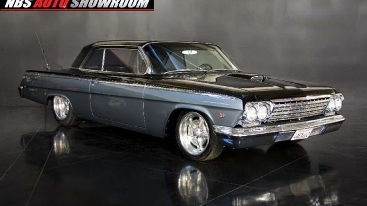 1962 Chevrolet Impala for sale 100842976