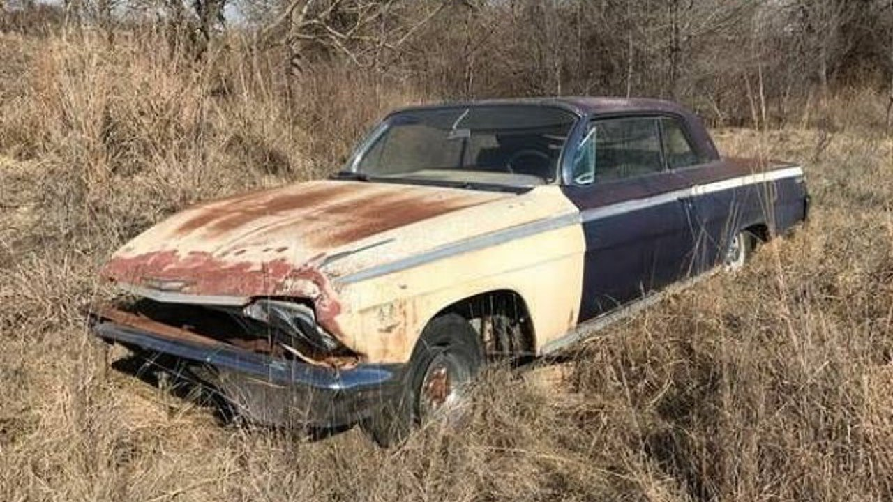 1962 Chevrolet Impala for sale 100871351