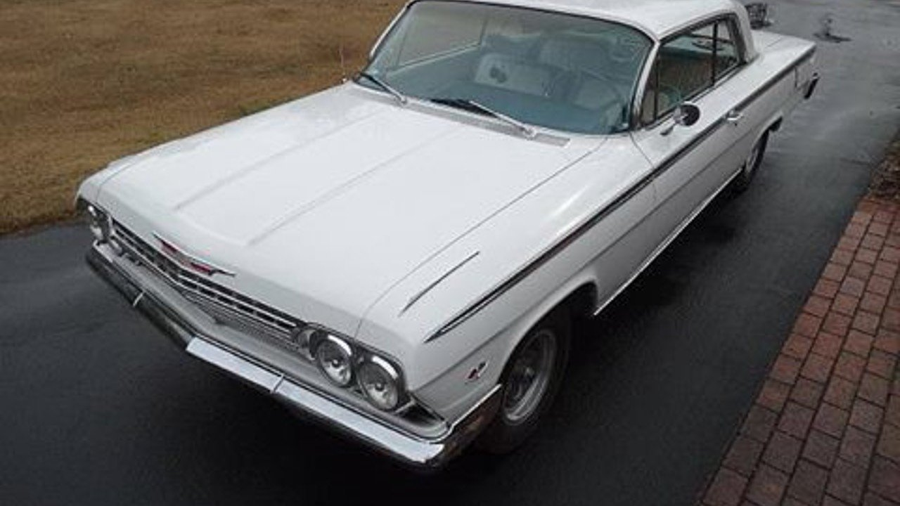 1962 Chevrolet Impala for sale 100875556