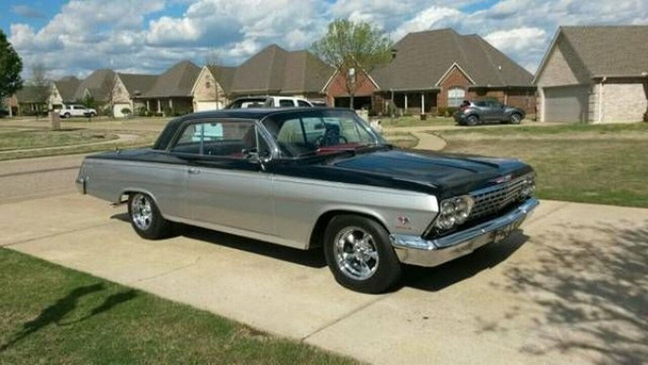 1962 Chevrolet Impala for sale 100878171