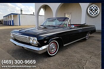 1962 Chevrolet Impala for sale 100979881