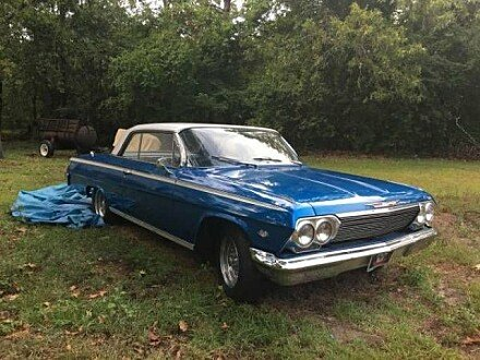 1962 Chevrolet Impala for sale 100844034