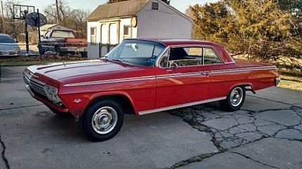 1962 Chevrolet Impala for sale 100861132
