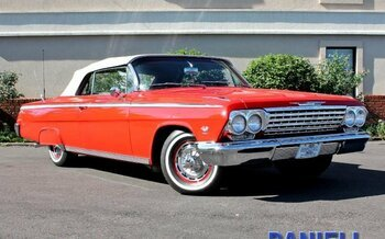 1962 Chevrolet Impala for sale 100886593
