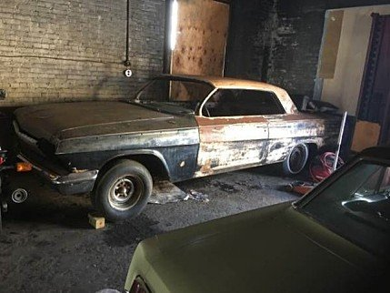 1962 Chevrolet Impala for sale 100890463
