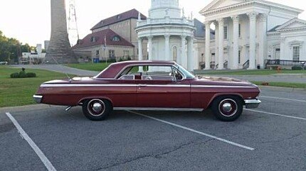 1962 Chevrolet Impala for sale 100900279
