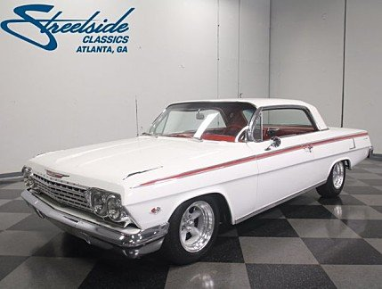 1962 Chevrolet Impala for sale 100945678