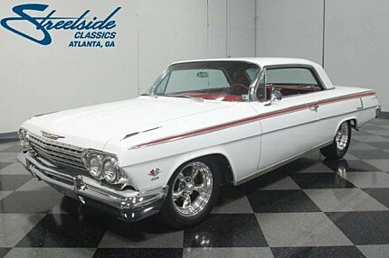 1962 Chevrolet Impala for sale 100957377
