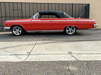 1962 Chevrolet Impala for sale 100960261
