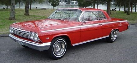 1962 Chevrolet Impala for sale 100969925