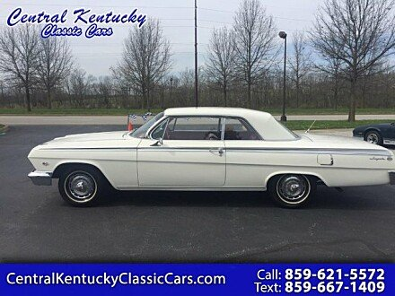 1962 Chevrolet Impala SS for sale 100973515