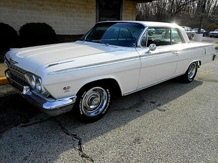 1962 Chevrolet Impala for sale 100973916