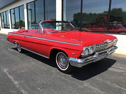1962 Chevrolet Impala for sale 101005826