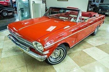 1962 Chevrolet Nova for sale 100724313