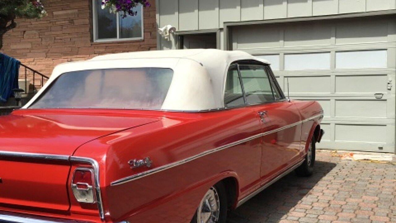 1962 Chevrolet Nova for sale near Spokane, Washington 99223 ...
