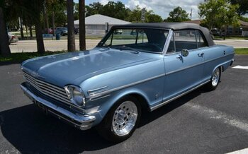 1962 Chevrolet Nova for sale 100891376
