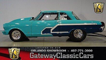 1962 Chevrolet Nova for sale 100920028