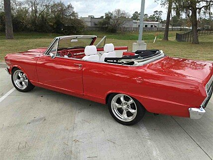 1962 Chevrolet Nova for sale 100954558