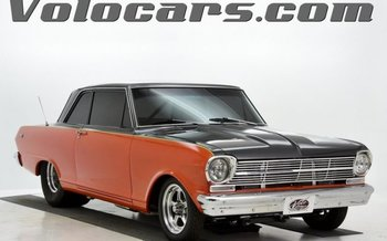 1962 Chevrolet Nova for sale 100968692