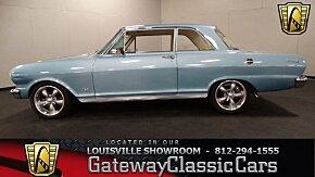 1962 Chevrolet Nova for sale 100981120