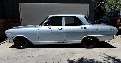 1962 Chevrolet Nova Sedan for sale 101000940