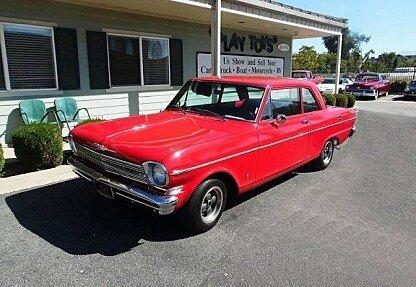 1962 Chevrolet Nova for sale 101051483