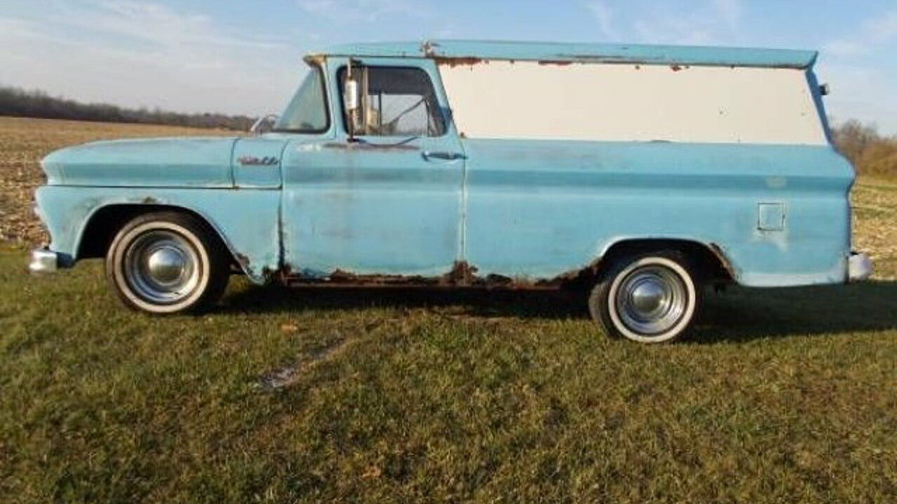 1962 Chevrolet Other Chevrolet Models for sale 100900277