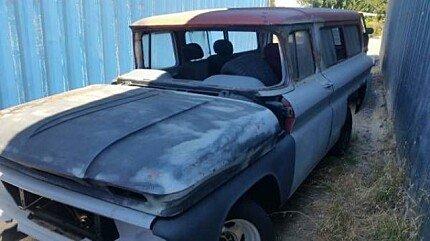 1962 Chevrolet Suburban for sale 100811452