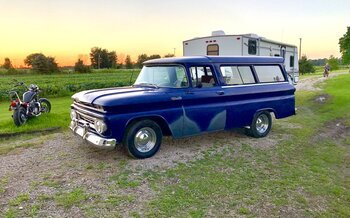 1962 Chevrolet Suburban 2WD for sale 101043830