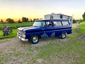1962 Chevrolet Suburban for sale 101050236