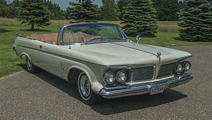 1962 Chrysler Imperial for sale 100772341