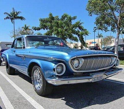 1962 Dodge Dart for sale 100891825