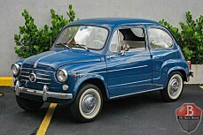 1962 FIAT 600 for sale 100822080