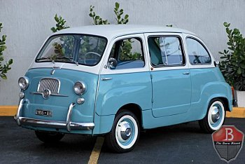 1962 FIAT 600 for sale 100845768