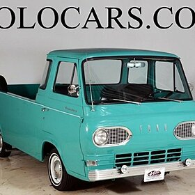 1962 Ford Econoline Pickup for sale 100841827