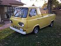 1962 Ford Econoline Pickup for sale 101007200