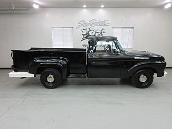 1962 Ford F100 for sale 100019827
