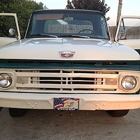1962 Ford F100 for sale 100847823
