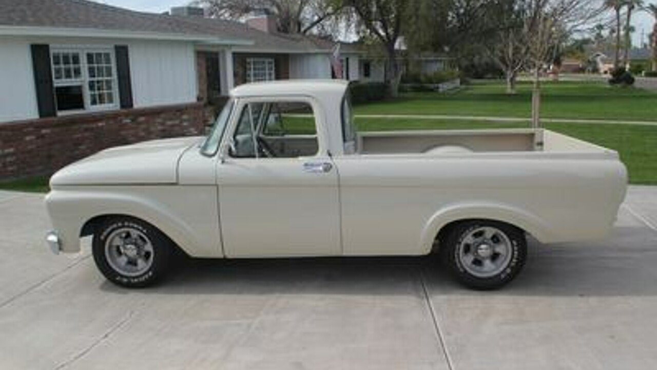 1962 Ford F100 for sale 100866501