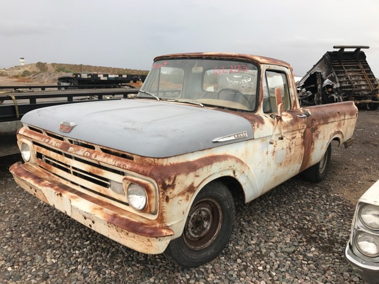 Used Cars Phoenix >> 1962 Ford F100 for sale near Phoenix, Arizona 85085 - Classics on Autotrader