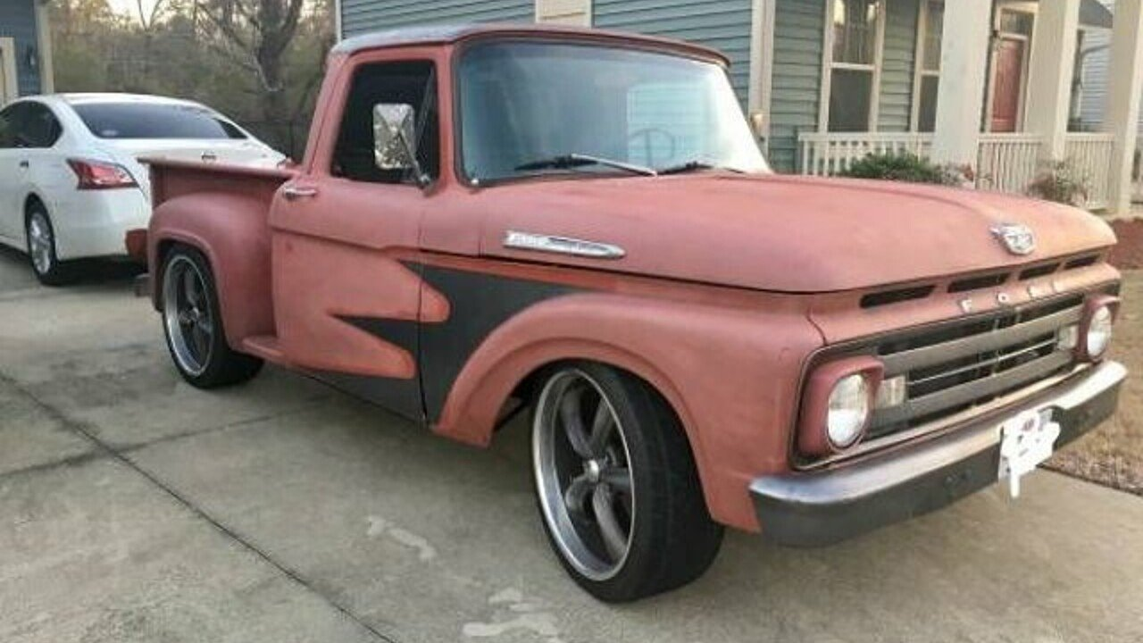 1962 Ford F100 for sale 100860649