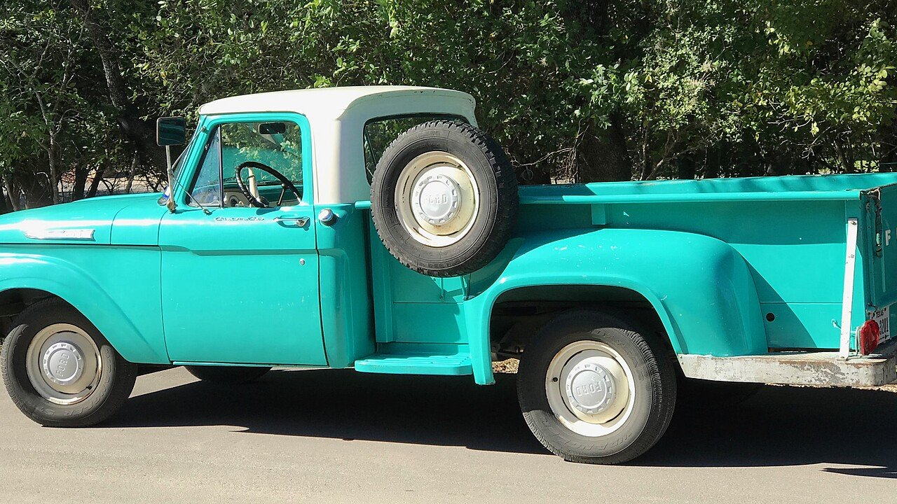 1962 Ford F100 for sale 100923675
