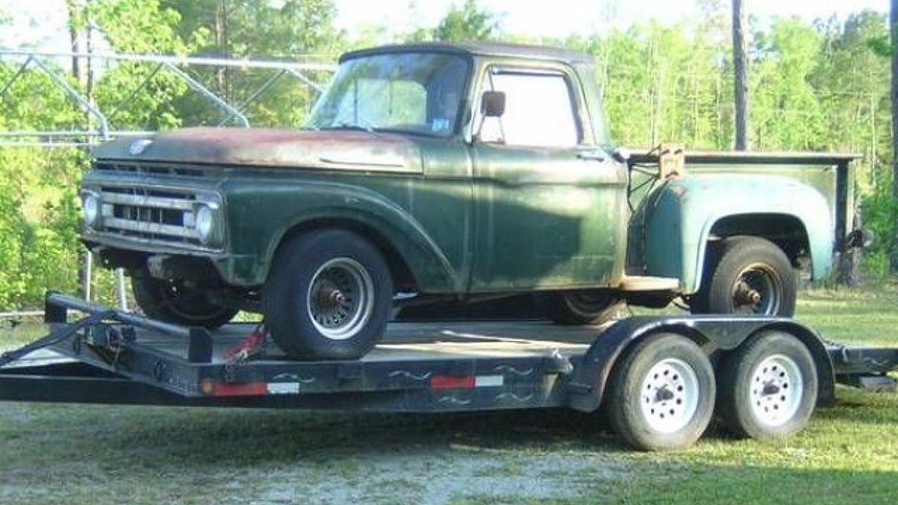 1962 Ford F100 for sale 100923854