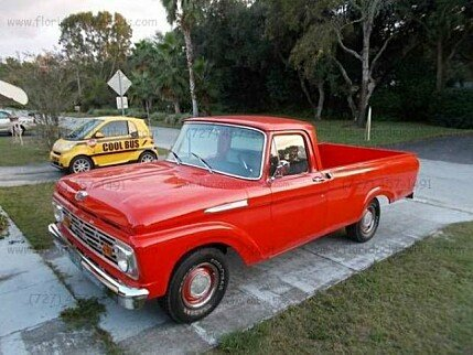 1962 Ford F100 for sale 100826749